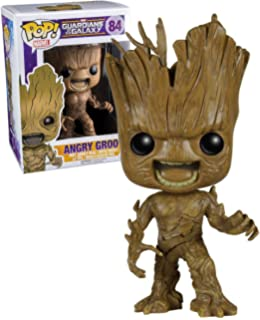 18b2a968c30 Funko - Figurine Guardians Of The Galaxy - Battle Groot Exclu Pop 10cm -  0849803054403