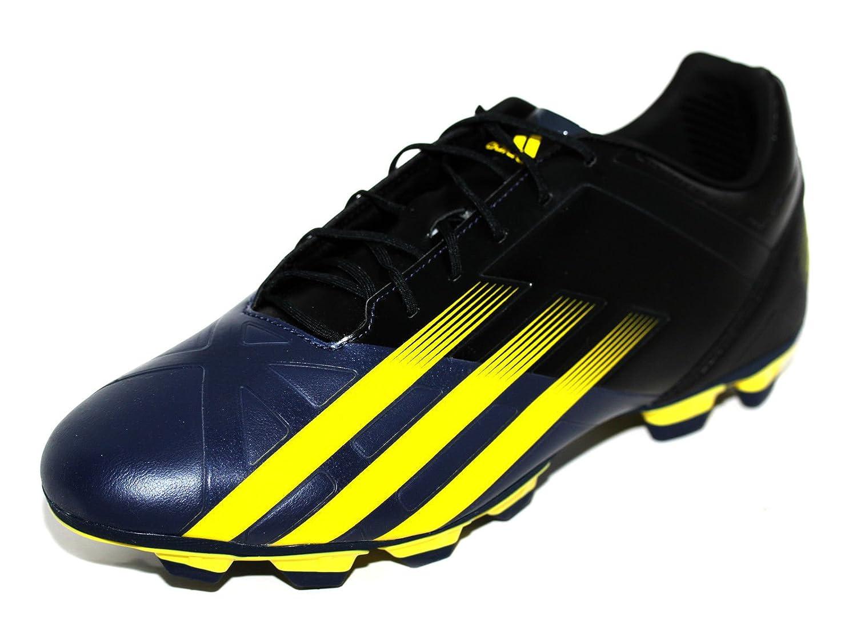 Adidas FF80 Pro TRX FG Rugby Stiefel Schwarz Vivid Yellow