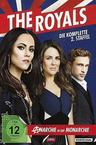 The royals staffel 2 dvd