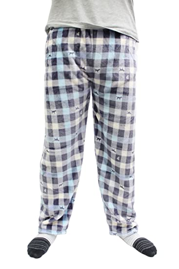 37d426d8656e9 Men's Soft Plush Pajama Pants at Amazon Men's Clothing store: