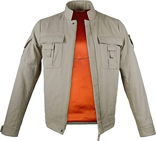 Musterbrand Mens Skywalker Jacket