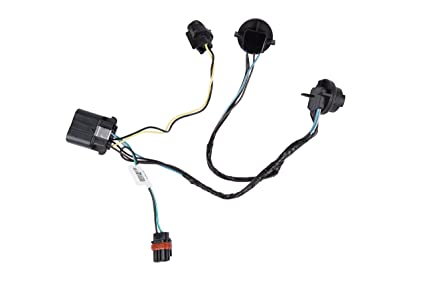 amazon com acdelco 25962806 gm original equipment headlight wiring rh amazon com 1964 VW Headlight Switch Wiring Headlight Switch Wiring Diagram