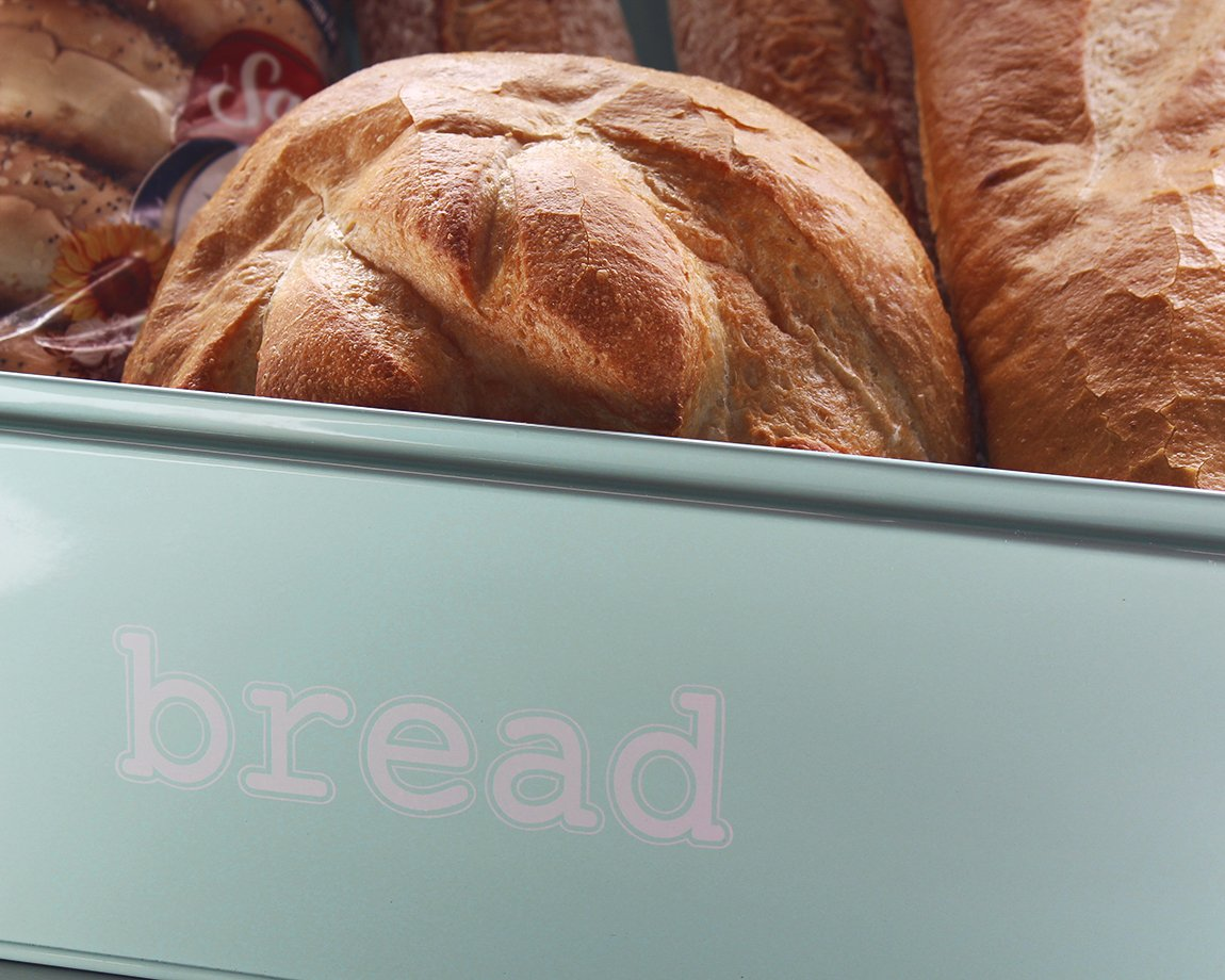 Cajas de pan para cocina