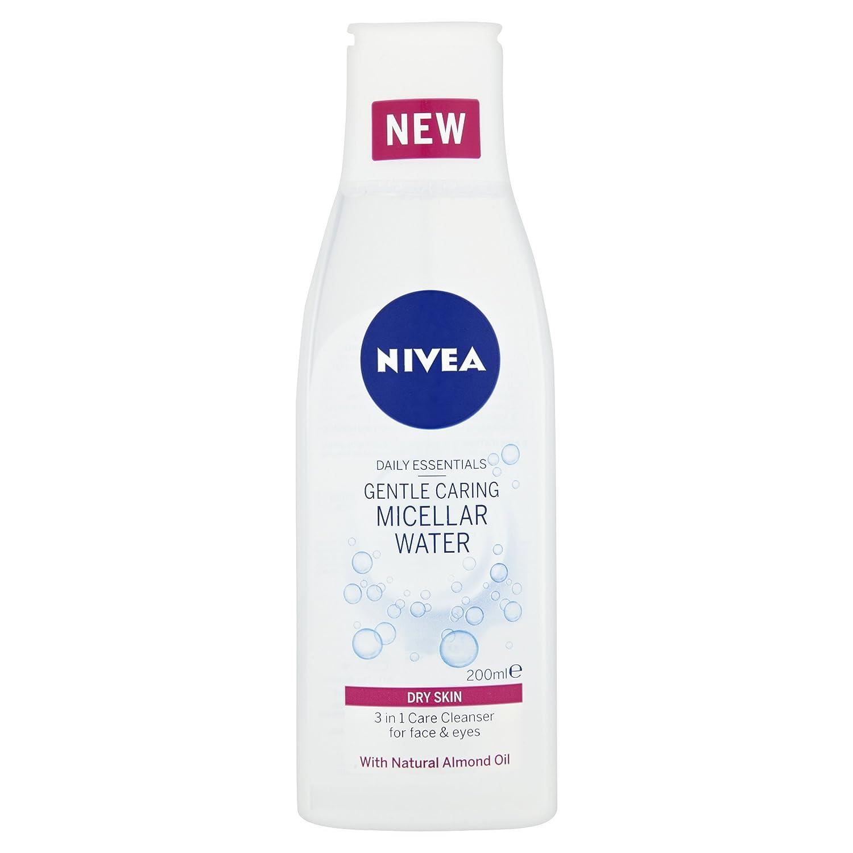 Nivea Daily Essentials Gentle Caring Micellar Water Dry Skin, 200 ml BEIVZ