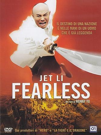 FEARLESS (Italian Edition)