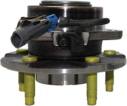 Brand New Front Wheel Hub and Bearing Assembly for [06 Pontiac Torrent] - 05