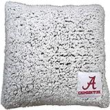Ultra Soft Frosty Fleece Pillow (Alabama Crimson Tide - Team Color)