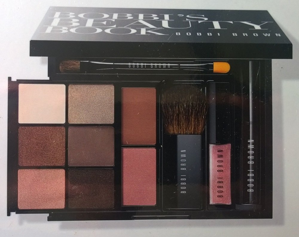 Bobbi Brown Beauty Book Eye, Cheek & Lip Palette