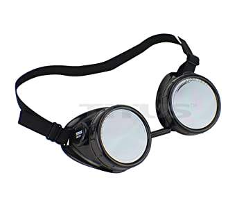 amazon com titus sports riders steampunk safety goggles standard