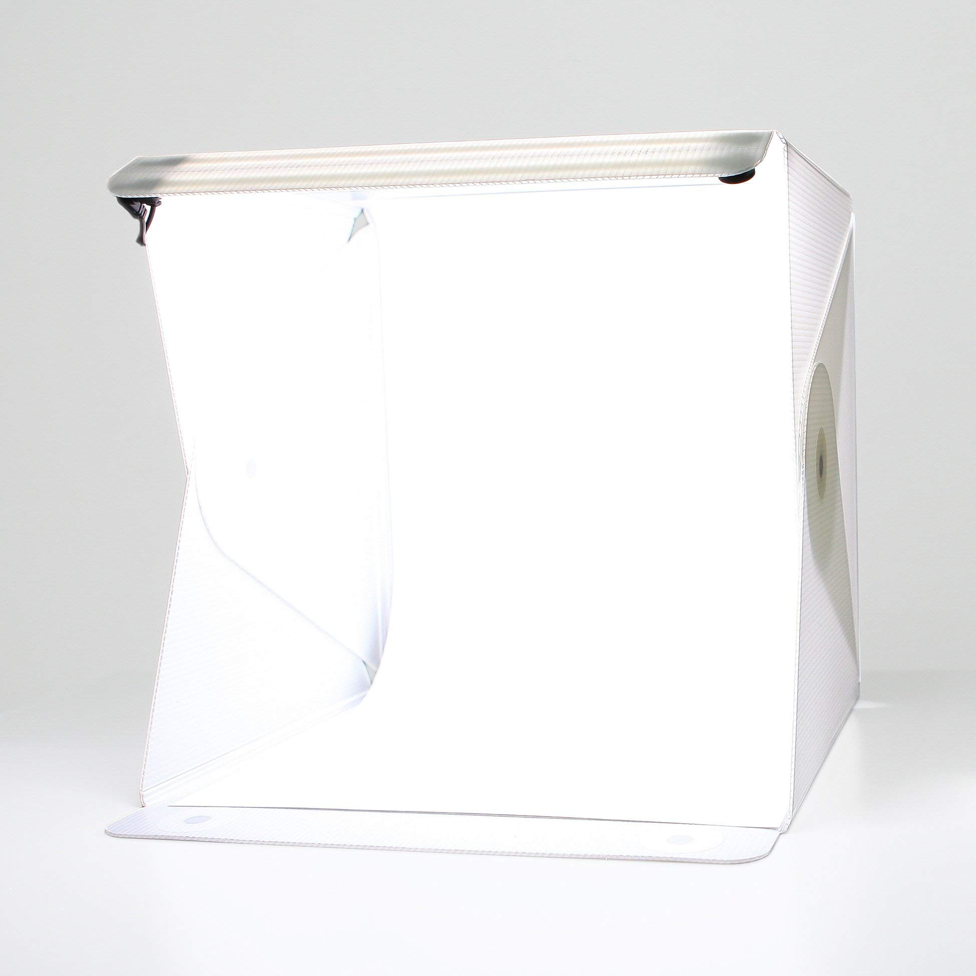 Orangemonkie Foldio2 15-Inch Folding Portable Lightbox Studio for Smartphone or DSLR (Renewed)