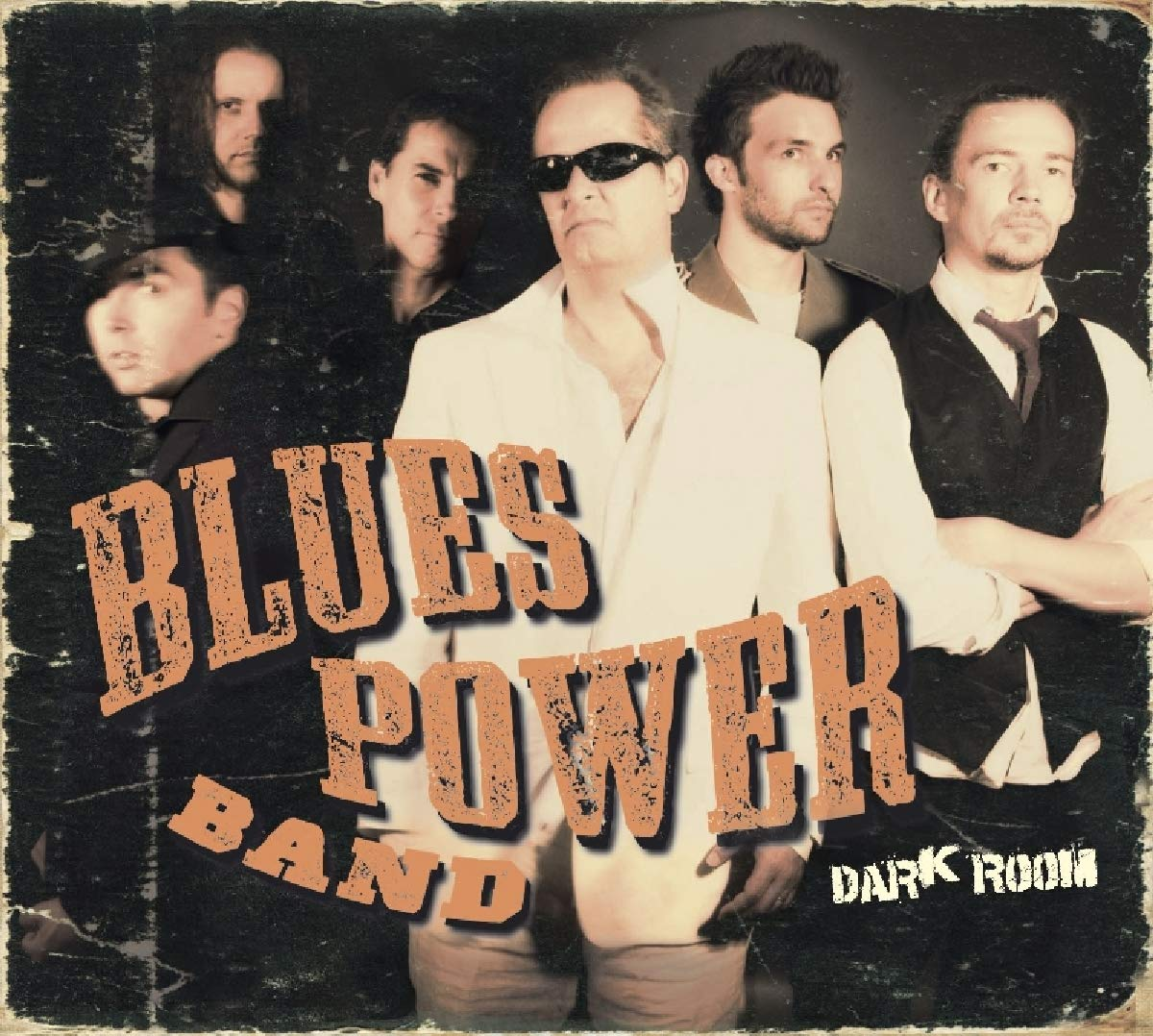 Dark Room: Blues Power Band, Blues Power Band: Amazon.fr: Musique