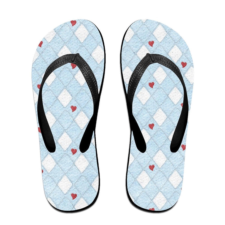 2510322c3a301 30%OFF Blue Hearts Women s Men s Flip Flops Thong Sandal Beach Sandals