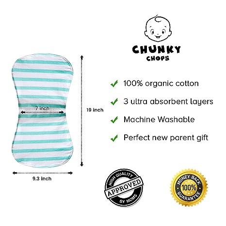Amazon.com: Paño de muselina 100% algodón orgánico Ultra ...