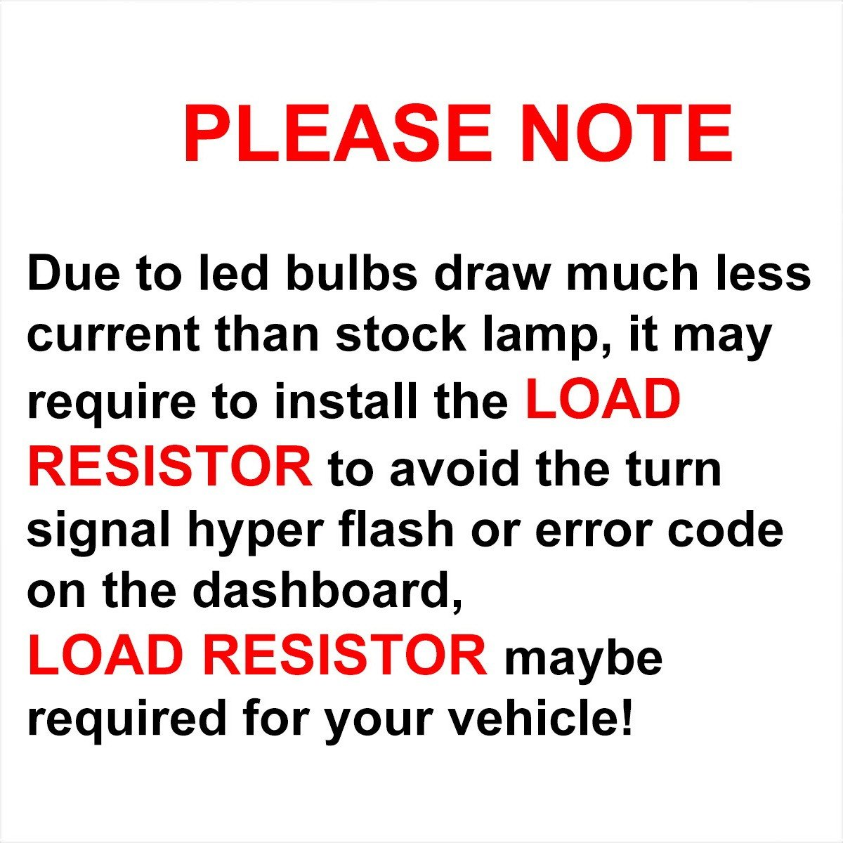 Partsam White 68 Smd 9005 Hb3 Led Daytime Running Lights Each Is Connected To A Resistor In Series All Leds Drl Fog Driving Light 6000k 2pcs Automotive