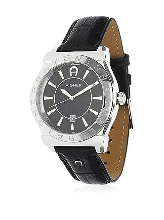 aigner men watch bolzano black a24115 amazon co uk watches aigner men watch bolzano black a24115
