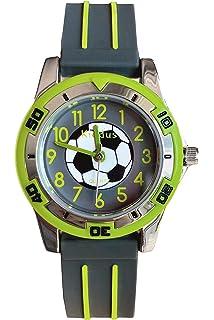 41b5572148d6 Kiddus Reloj Analógico niño de Cuarzo Japonés y batería de Larga duración. Correa  Silicona.