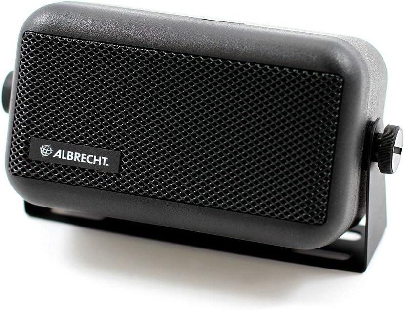Albrecht Cb 250 3 5w 8 Ω Schwarz 7117 Elektronik