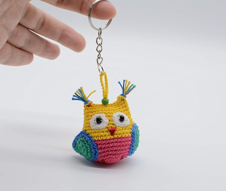realistic crochet owl   Son's Popkes   1263x1500