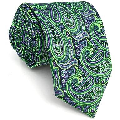 Shlax & Wing - Corbatas para hombre, diseño de cachemira, color ...