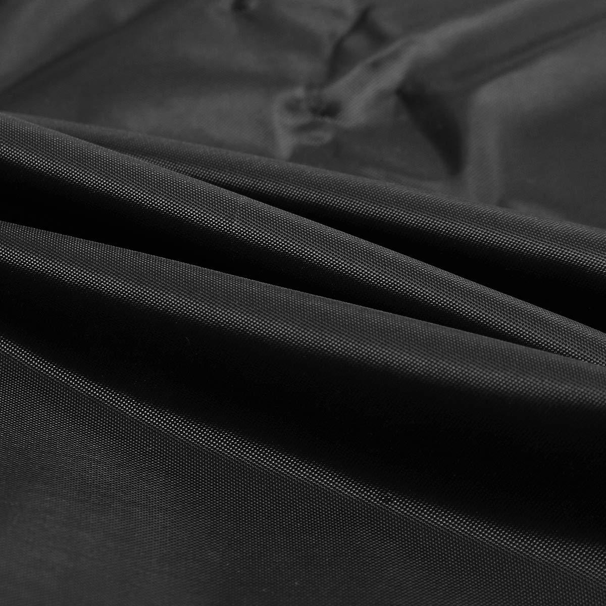 210D UTV Abdeckplane 2,9 1,5 1.9 m Fahrzeug Abdeckung Schutz Cover Winterfest Staub Regen UV-Schutz Camouflage