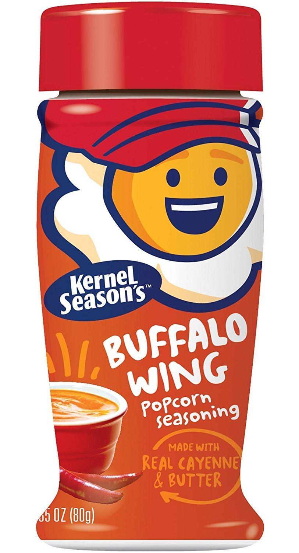 Kernel Season's Popcorn Seasoning, Buffalo Wing, 2.85 Ounce (Pack of 6)