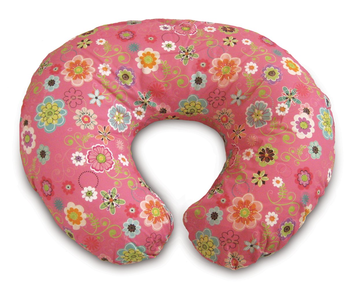 The Boppy Company Boppy Pillow With Slipcover - Wildflowers 2200115K 2PK