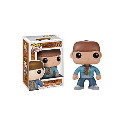 Funko POP Movies: Goonies Mikey Action Figure: Funko Pop! Movies: Toys & Games