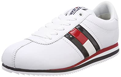 Womens Retro Flag Low-Top Sneakers Tommy Jeans XOw7HpQ7