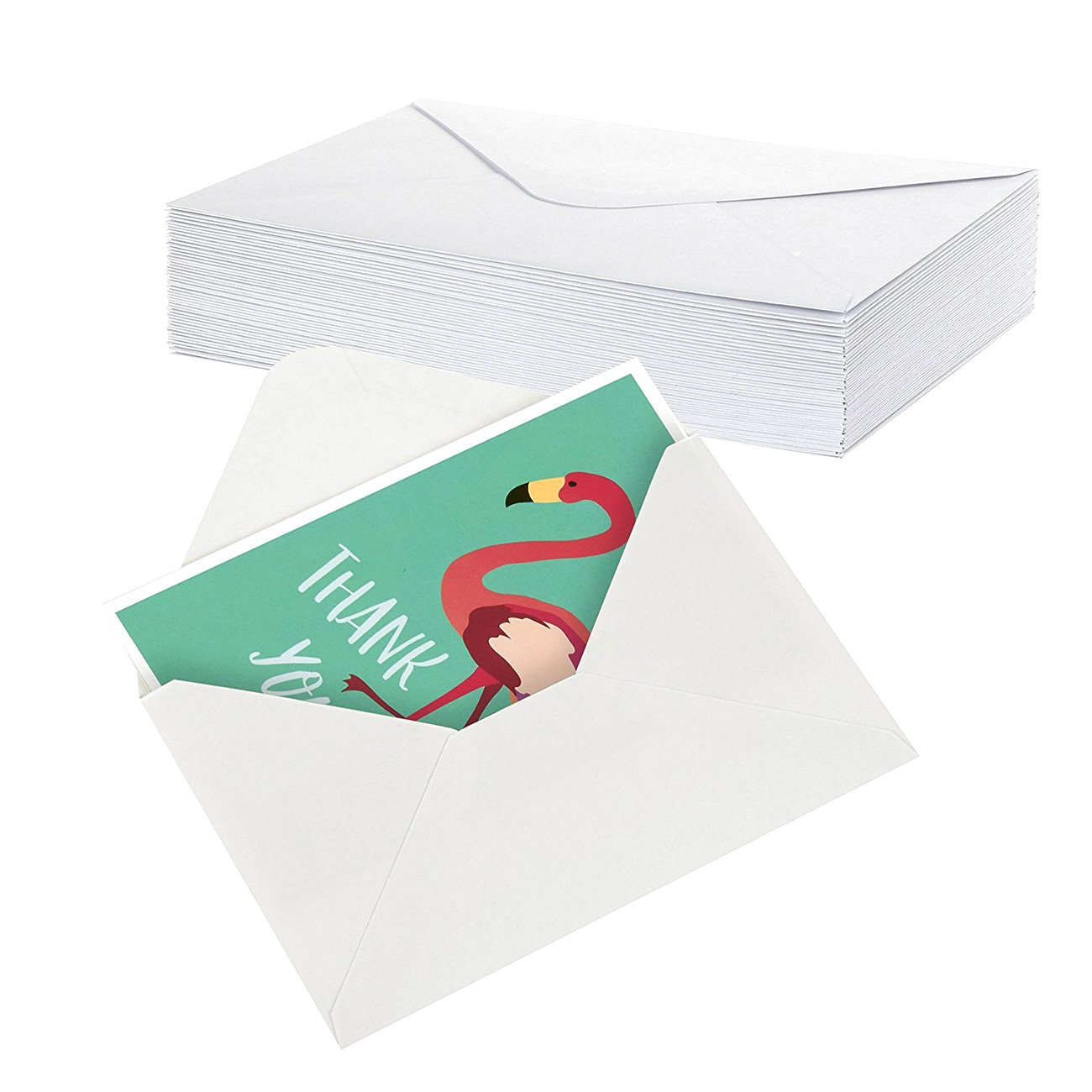 Thank You Cards 48 Count Thank You Notes Bulk Greeting Cards Set