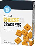 Amazon Brand - Happy Belly Cheese Crackers, Original Flavor, 12.4 oz (Previously Solimo)