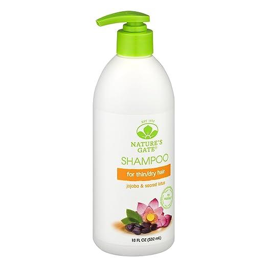 natures gate shampoo sverige
