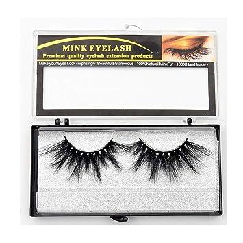 5c3b7eec13f Amazon.com : Eyelashes Mink Eyelashes Criss-Cross Strands Cruelty Free High  Volume Mink Lashes Soft Dramatic Eye Lashes Makeup, E80 : Beauty