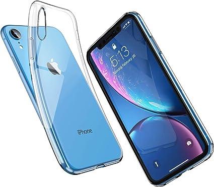iPhone XR la custodia Apple in silicone trasparente ci sarà e