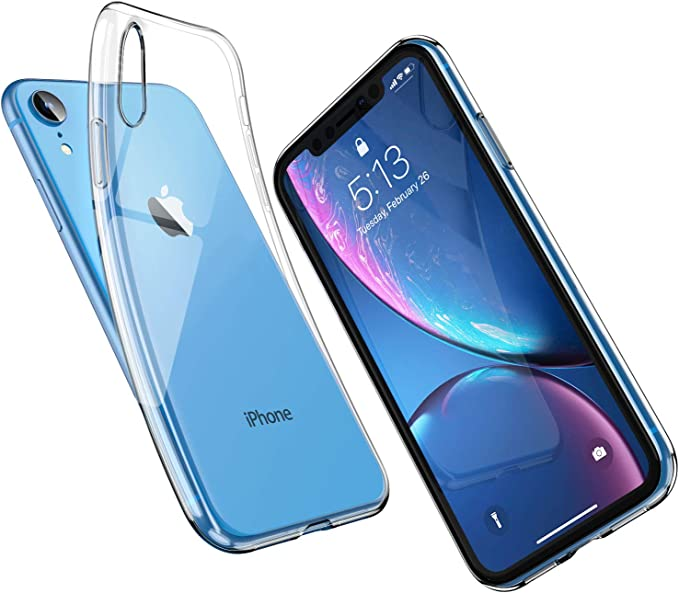 ESR iPhone XR Case iPhone XR Cover with Slim Clear Soft TPU 1.1