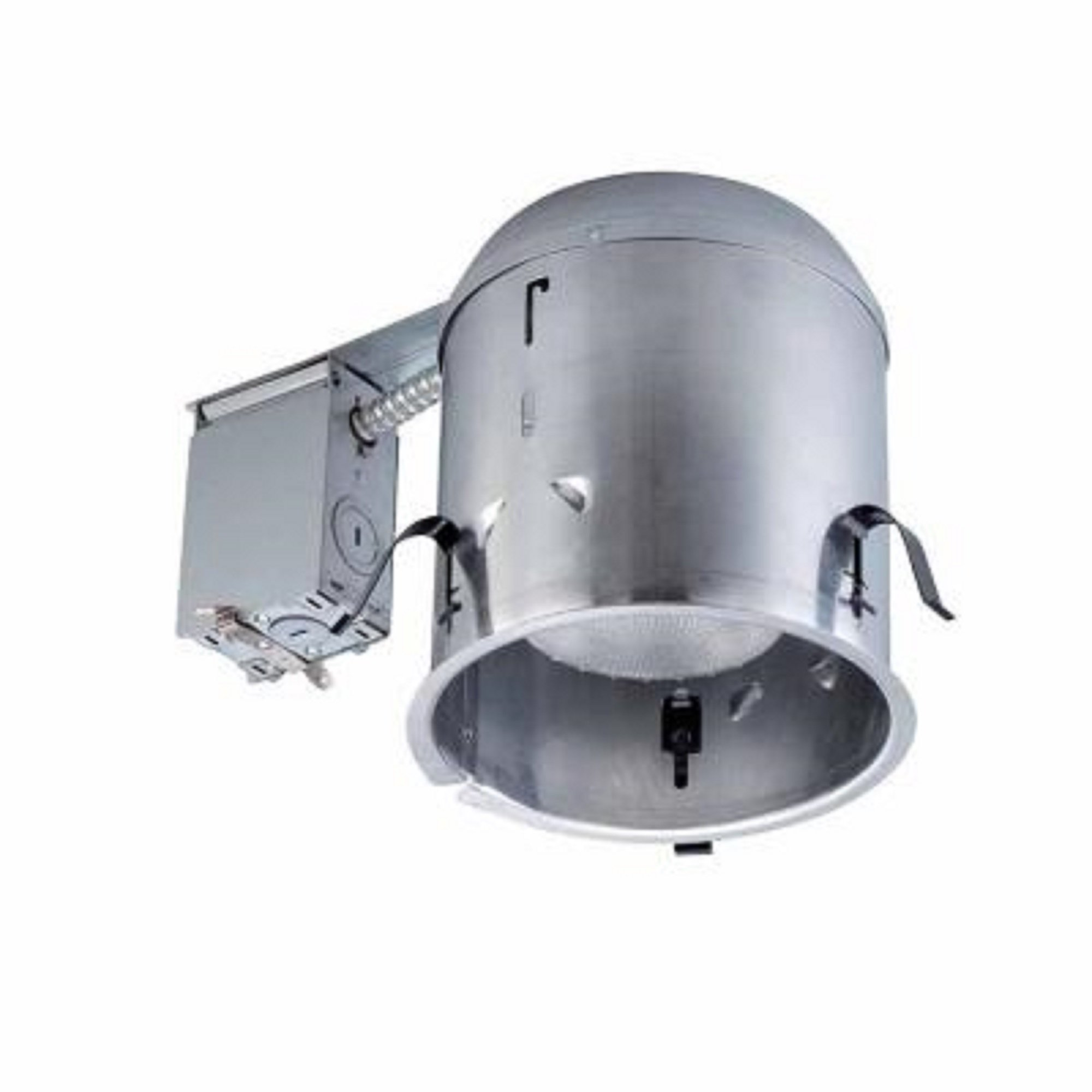 Commercial Electric 6 In. Aluminum Ic Remodel Housing (6-pack)