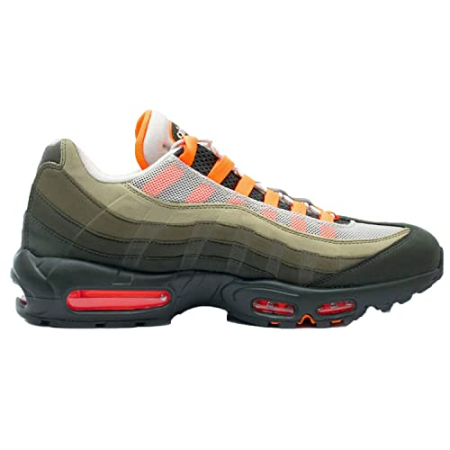 Nike Air MAX 95 OG, Zapatillas de Gimnasia Unisex Adulto, Beige (String/Total Orange/Neutral Olive 200), 39 EU: Amazon.es: Zapatos y complementos
