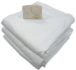 Biddeford 5901-908221-100 Electric Heated Mattress Pad, White, Full