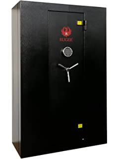 SnapSafe Ruger Tall Super Titan L Digital Modular Safe, Store Firearms and Valuables at Home