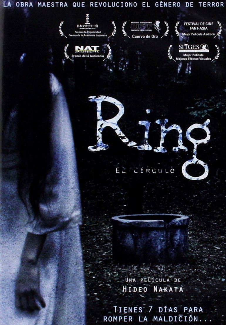 The Ring [DVD]: Amazon.es: Nanako Matsushima, Miki Nakatani, Hiroyuki Sanada, Yuko Takeuchi, Hitomi Sato, Hideo Nakata, Nanako Matsushima, Miki Nakatani: Cine y Series TV