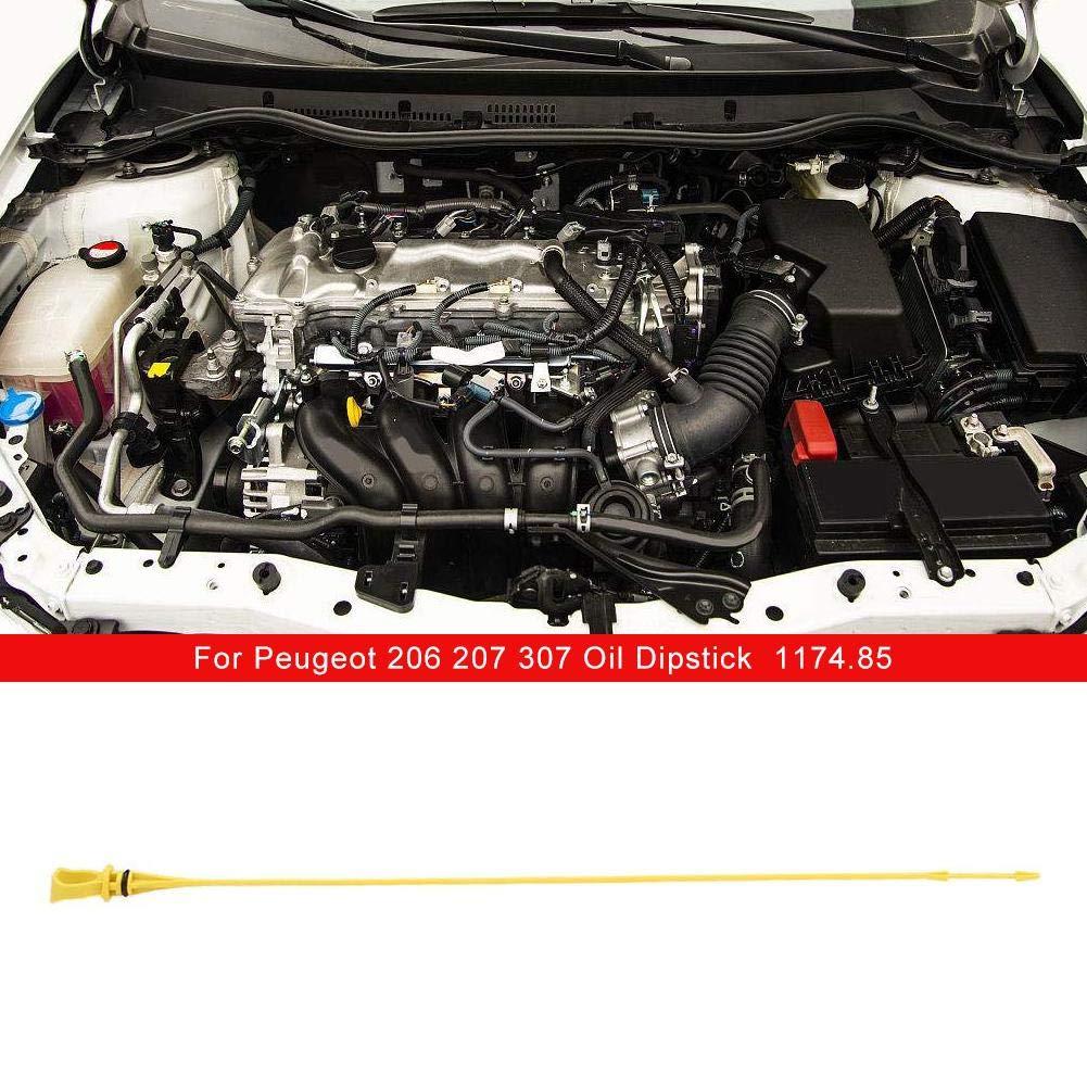 didatecar Varilla de Aceite para Peugeot 206 207 307