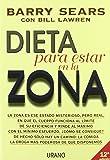Dieta para estar en la zona (Nutrición y dietética)