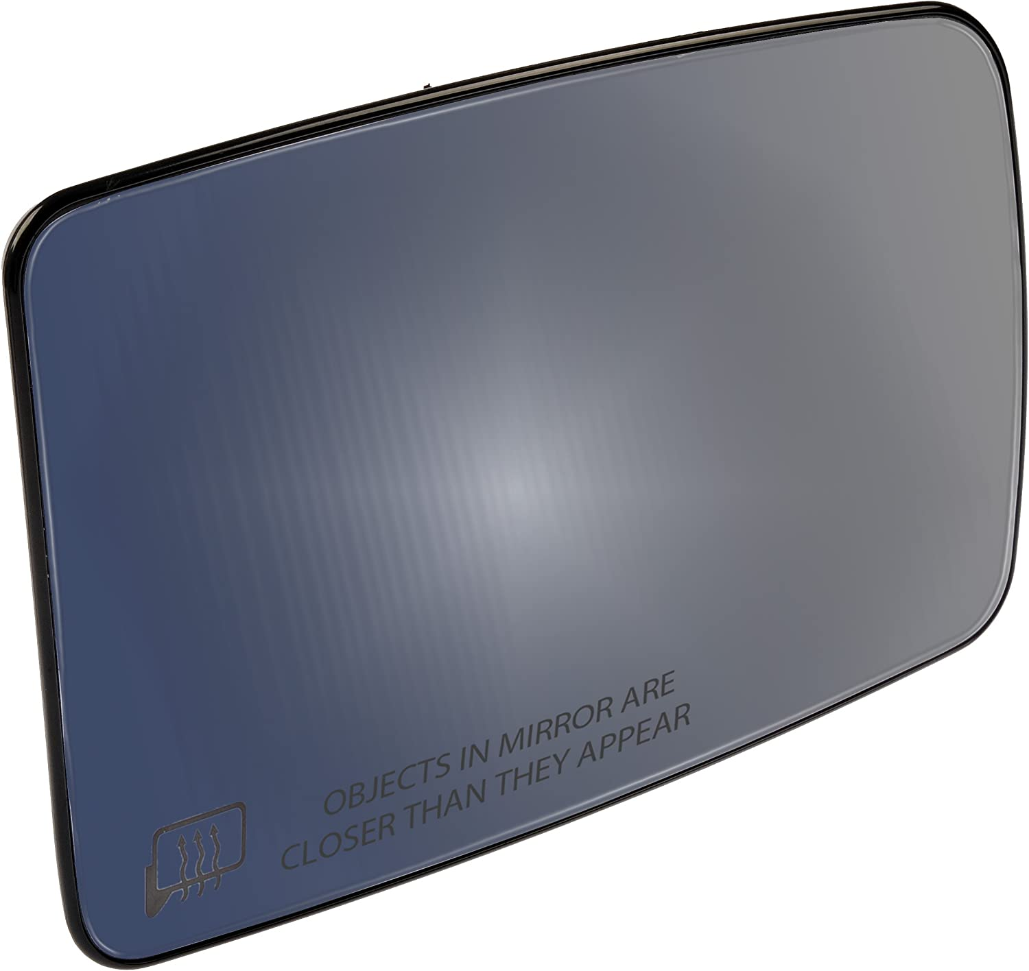 Dorman 56309 Passenger Side Heated Door Mirror Glass for Select Ford / Lincoln Models
