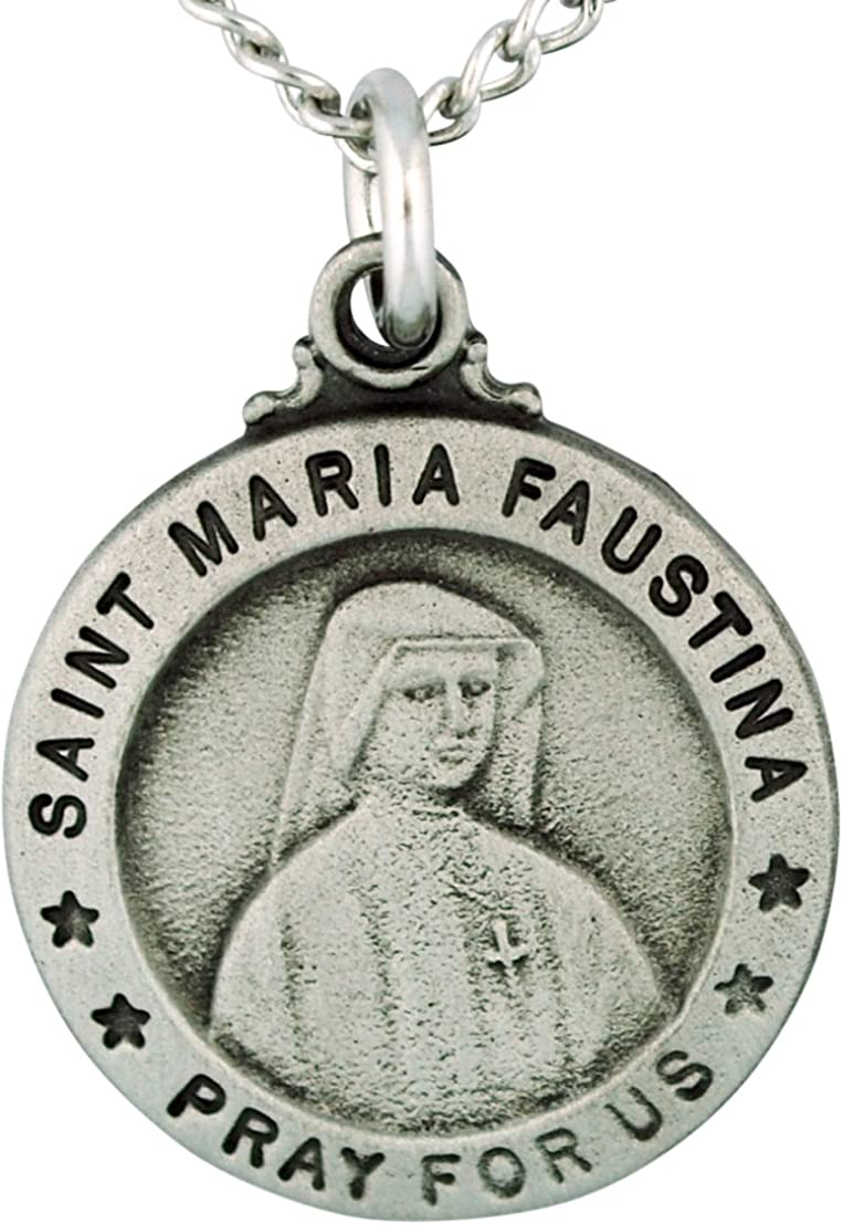 Womens Medal with Prayer Card Mcvan Mfg