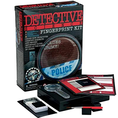4M Kit Detective fingerprint PW
