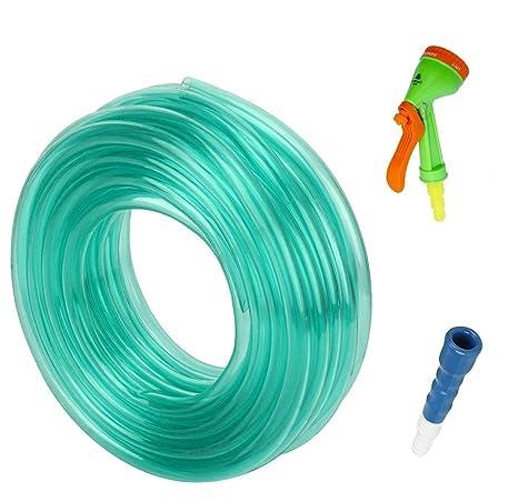 Truphe Garden Water Pipe, Garden Hose Water Pipe, PVC Pipe - 0.5 Inch on