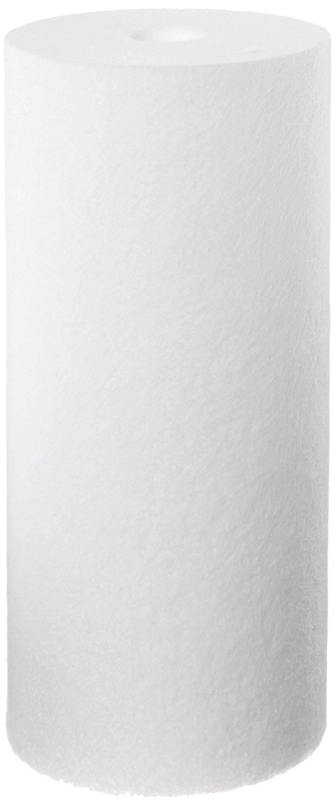Pentek DGD-7525 Spun Polypropylene Filter Cartridge, 10'' x 4-1/2''