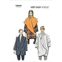 Vogue Patterns V8930ZZ0 - Plantilla de Costura