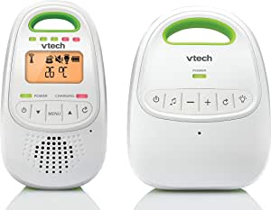 VTech BM2000 Safe & Sound Audio Baby Monitor