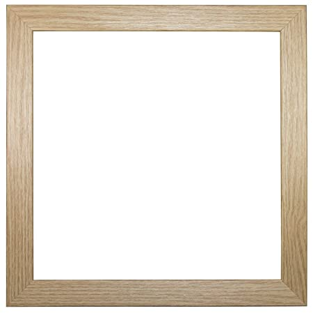3D Deep Box Frame Range  Picture Photo Frame Display In Oak  With Deep Mount