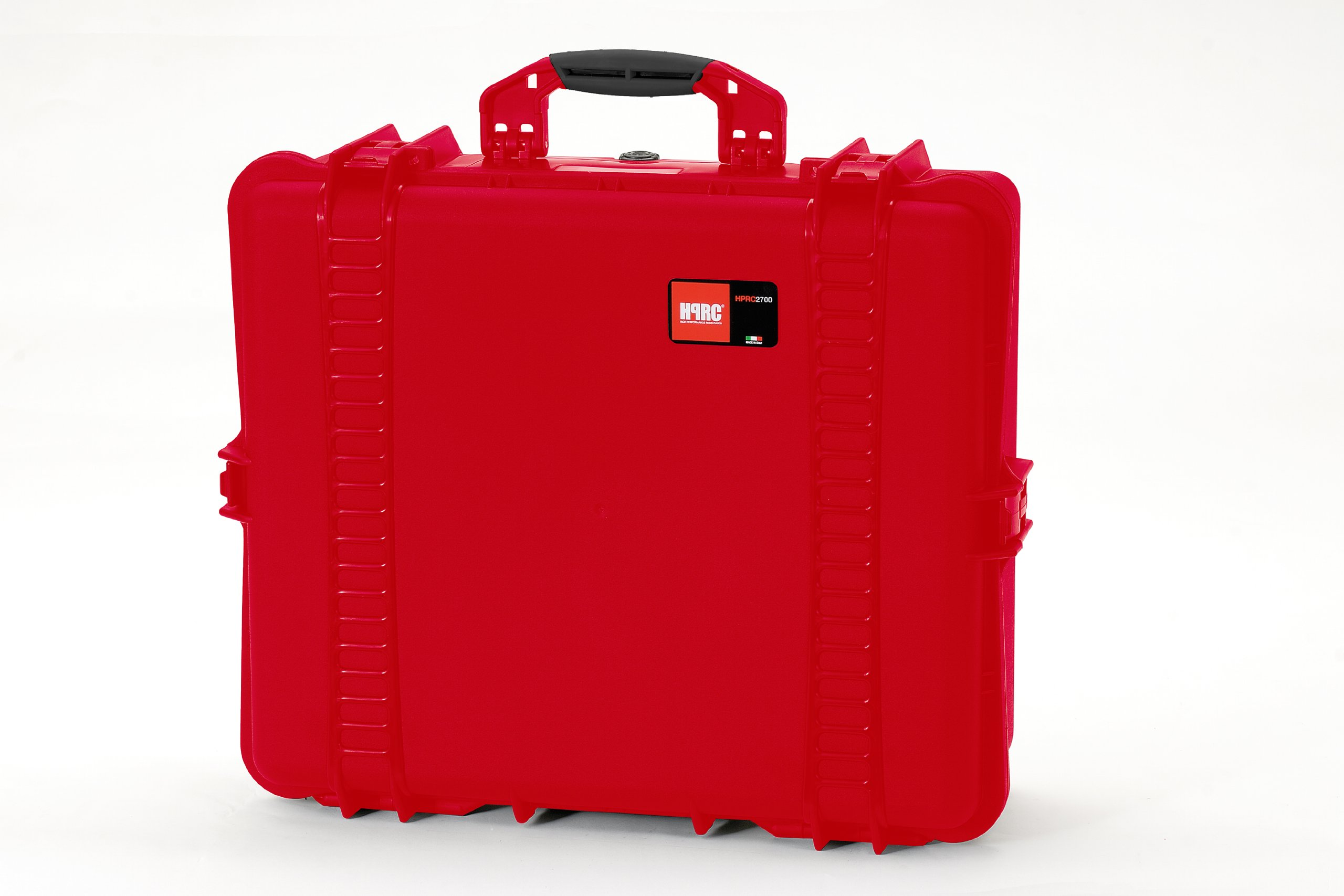 HPRC 2700F Hard Case with Cubed Foam (Red)